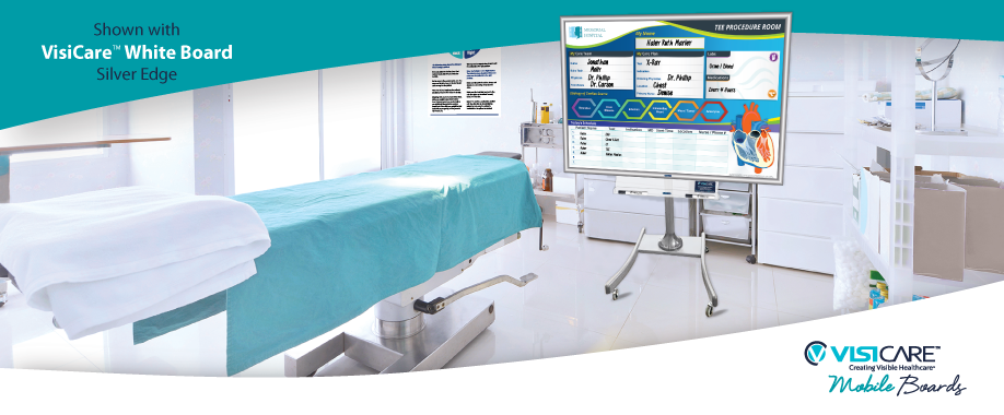VisiCare™ White Boards Mobile Stand Acessory